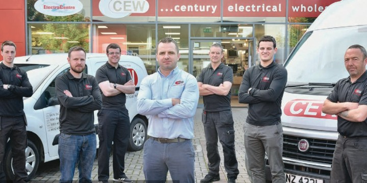 Cookstown Branch marks a Decade in a Century