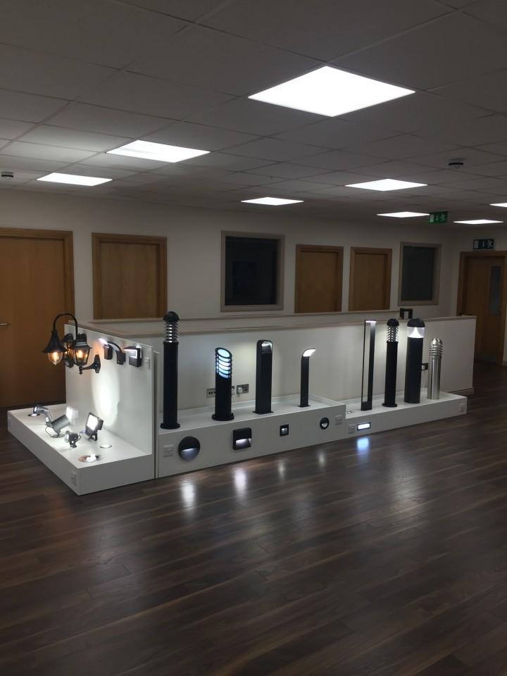 Lighting Showrooms Belfast Electrical Supplies