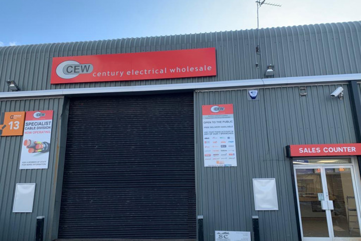 Our Belfast North Branch Relocates To Duncrue Industrial Estate