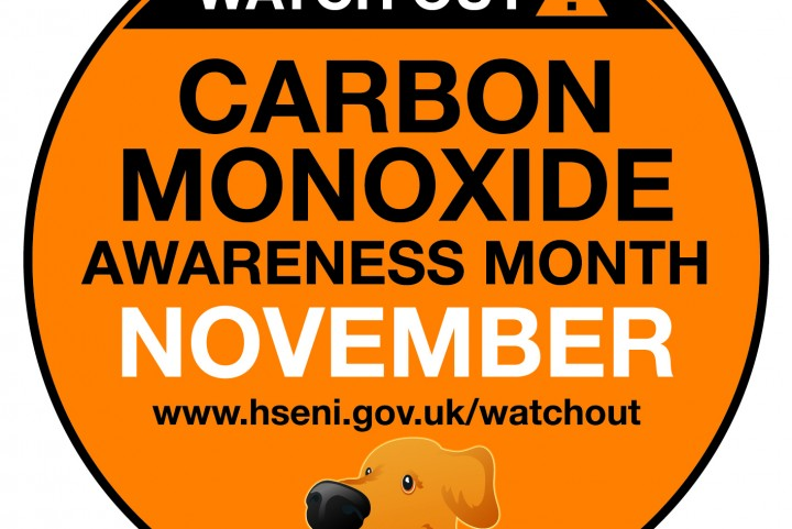 November is Carbon Monoxide Awareness Month