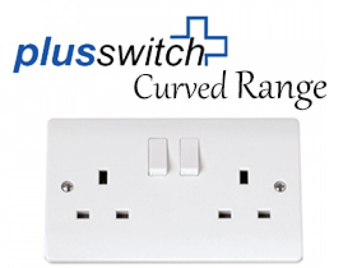 Plusswitch Curved Range Accessories Now Available