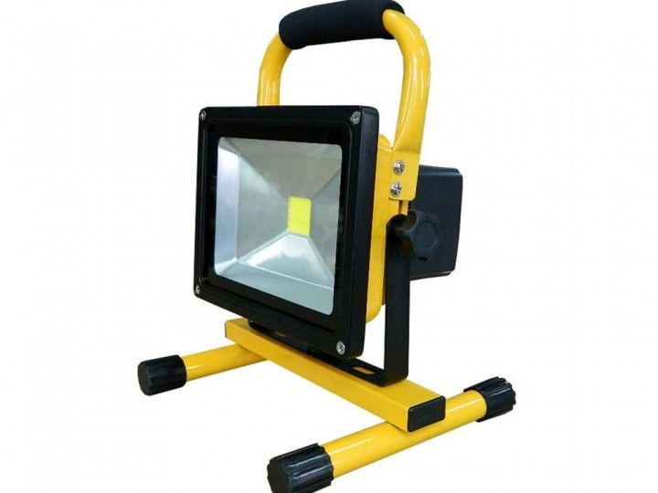 Rechargeable LED Site Light