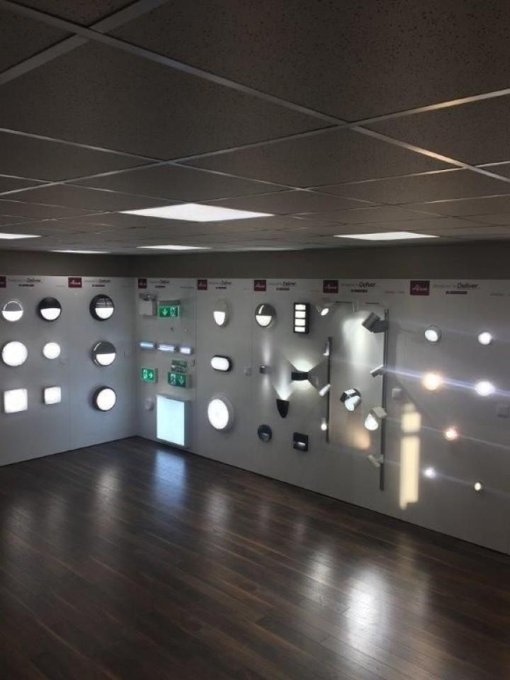 Ansell Lighting Lighting Showroom Belfast Electrical